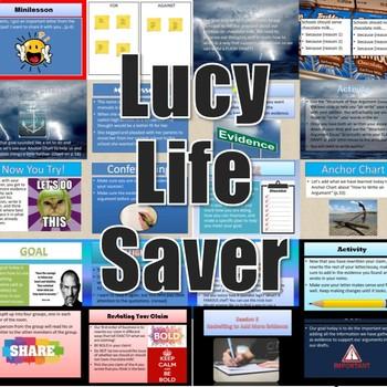 Lucy Calkins 3rd Grade Writing Unit 1 FREEBIE