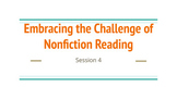 Lucy Calkins 4th Grade Reading Unit 2 Slides