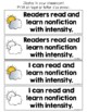 Lucy Calkins - 4th Grade Unit 2 Teaching Points & I Can St