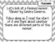 Lucy Calkins Unit Plan: 5th Grade Writing Unit 3 - Memoir