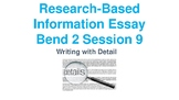 Lucy Calkins' 6th Grade Research Based Writing Unit Bundle