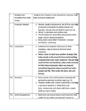 Lucy Calkins 6th Grade Unit 1 Session 3 Personal Narratives