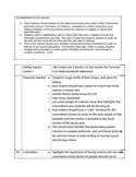 Lucy Calkins 6th Grade Unit 2 Session 12