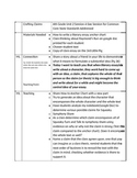 Lucy Calkins 6th Grade Unit 2 Session 4