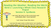 Lucy Calkins: Bend 1: Reading the Weather, Reading the World Session 9 PPT