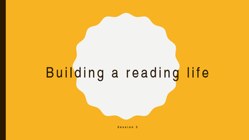 Lucy Calkins Building a Reading Life (Grade 3) Session 3