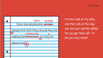 Lucy Calkins Changing the World Opinion Writing 3rd Grade Bend 4 Slides