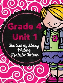 Lucy Calkins Fourth Grade Writing Units of Study Teacher Binder Covers