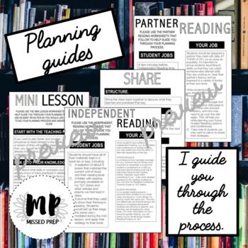 Lucy Calkins Guide - Reading Workshop