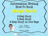 Lucy Calkins Units of Study - Information Writing, How-To Paper: Mega Pack