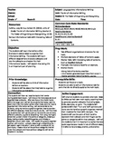Lucy Calkins Informational Writing Units of Study CCSS Session 2 Lesson Plan