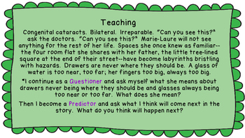 Lucy Calkins: Interpreting Characters: The Heart of the Story Session 1 PPT
