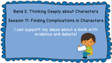 Lucy Calkins: Interpreting Characters: The Heart of the Story Session 12 PPT
