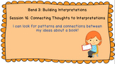 Lucy Calkins: Interpreting Characters: The Heart of the Story Session 16  PPT
