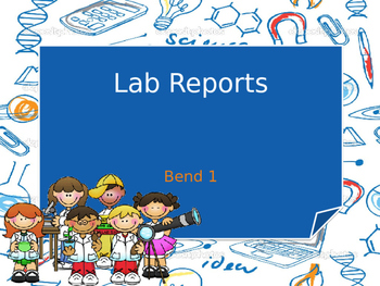 Lucy Calkins Lab Reports (Grade 2)