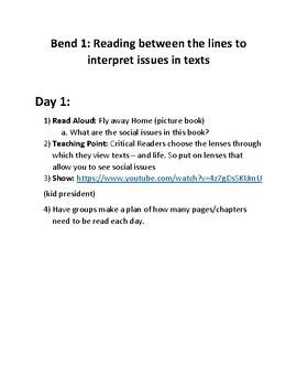 lucy calkins lesson plans 4th grade reading workshop social
