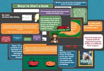 Lucy Calkins Nonfiction Informational Books (Grade 1) **Entire Unit**