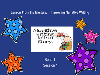 Lucy Calkins (Grade 2) Narrative Writing