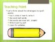 Lucy Calkins PowerPoint Unit 2:  Non Fiction Chapter Books-Informational Grade 1