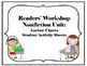 Nonfiction Readers Workshop