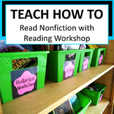 Nonfiction Readers Workshop