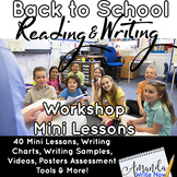 Launching Reading and Writing Workshop Mini Lessons