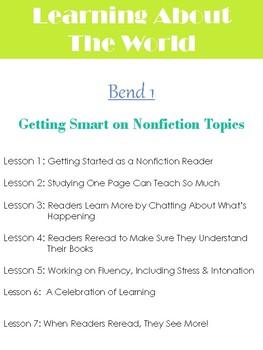 Reader's Workshop Unit 2 Summaries