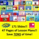 Lucy Calkins Lesson Plans Slides Reading 4th Grade Unit 2 Nonfiction - Bundle