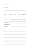 Lucy Calkins Reading Unit 2: Research Project Template