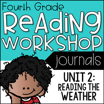 4th Grade Reading Workshop Journal, Unit 2