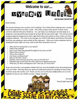 Lucy Calkins Reading Workshop Mystery Unit Grade 3 Lesson Plans Bundled (All)