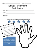 Lucy Calkins Small Moment Student Book Review