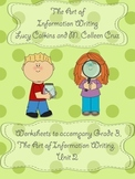 Lucy Calkins - The Art of Information Writing - Third Grade