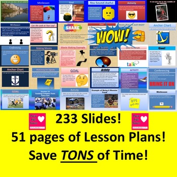 Lucy Calkins Unit 1 3rd Reading ALL SESSIONS Slides Lesson Plans