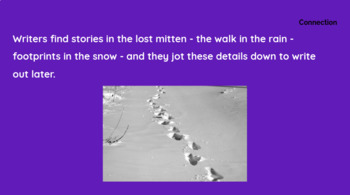 Lucy Calkins Unit 1 Writing: Lessons From the Masters, 2nd Grade Bend 1 Slides