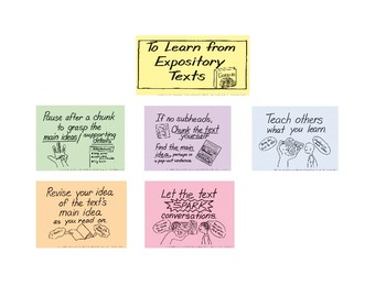 Lucy Calkins Unit 2 Mini Anchor Charts for Students