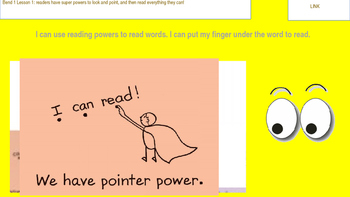 Lucy Calkins Unit 2 Bend 1: Superpowers