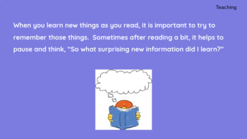 Lucy Calkins Unit 2 Reading: Becoming Experts, 2nd Grade Bend 1 Slides