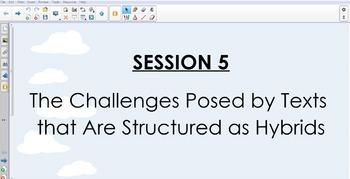 Lucy Calkins Unit 2 / Session 6 SmartBoard File
