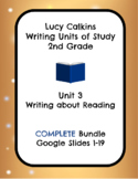 Lucy Calkins Unit 3 Opinion Writing:Writing about Reading