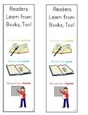Lucy Calkins Units of Study Reading Kindergarten Bookmark