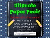 Lucy Calkins Units of Study Ultimate Paper Pack: Pers. Nar