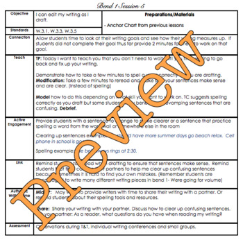 OpinionPersuasive Writing Lesson Plans Grade  Unit  Entire Unit