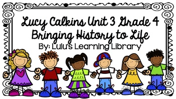 Lucy Calkins Writing Grade 4 Unit 3 Bend 2 Powerpoint