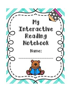 4th Grade Reading Workshop Interactive Notebook