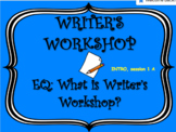 Personal Narrative (Lucy Caulkins) Writers Workshop Powerpoint for 3rd Grade