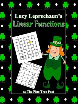 Lucy Leprechaun's Linear Functions