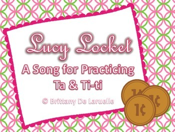 Lucy Locket - A Song for Ta & Ti-ti