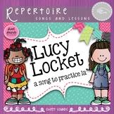 Lucy Locket {La Practice Pack}