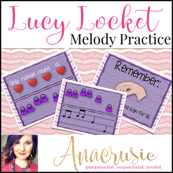 Lucy Locket - Melody Practice